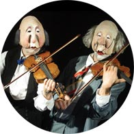 Arthur & August